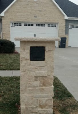 Custom Built Mailboxes